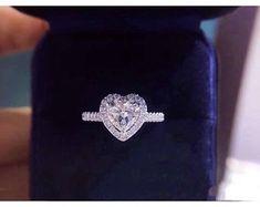 Brand New Diamond & Gemstone Jewellery Made to Order Gold Diamond Rings, Diamond Gemstone, Diamond Heart, Gemstone Jewelry, Gold Jewelry, Heart Ring, Gold Rings, Fine Jewelry, Jewelry Shop