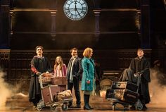 The Potter Family - Harry Potter and the Cursed Child