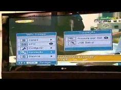 Sinal digital pela Antena Parabólica Entenda.
