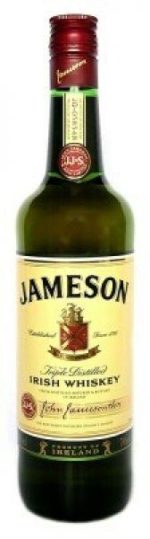 Jameson Whiskey / 40% vol (0,7L)