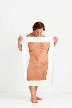 Body Perceptions – Une artiste confronte ses modèles aux distortions de leurs corps (image)