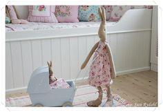 Maileg Rabbit and Pram