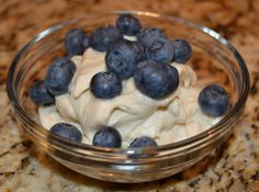 Low Calorie, Low Cholesterol Recipe of a Frozen BANANA Yogurt from Janet Bond Brill, PH.D, R.D., LDN, author of Blood Pressure Down: The 10-Step Plan to Lower Your Blood Pressure in 4 Weeks -- Without Prescription Drugs