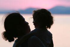 Bedtime story in Hydra's pink background . Best Sunset #bestofgreece