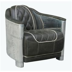 BEATRIX ARMCHAIR - BEATRIX ARMCHAIR MT BLACK  28 IN W	32 IN D	27 IN H