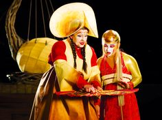 Adventures are much more spectacular when there's company. Join the adventure! KÀ by Cirque du Soleil