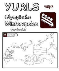 Werkboekjes Olympische Winterspelen, Valentijn e.d. Yurls Werkboekjes :: werkboekjes.yurls.net