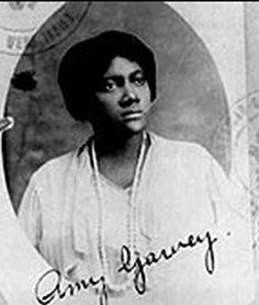 Amy Ashwood Garvey was born in Port Antonio, Jamaica, but spent most of her childhood in Panama where her father supported the family as a businessman. She returned to Jamaica as a teen and attended Westwood High School in Trelawney, where she met her future husband, Marcus Garvey in 1914.