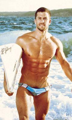 Surfing looks fun....