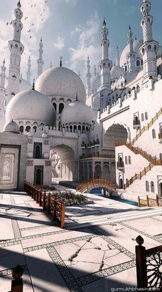 Impressive Mosque Architecture in Istanbul – TurkeyYou can find Mosques and more on our website.Impressive Mosque Architecture in Istanbul – Turkey Places Around The World, Travel Around The World, Around The Worlds, Places To Travel, Places To See, Travel Destinations, Beautiful Places To Visit, Wonderful Places, Amazing Places