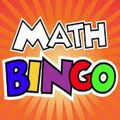 Math Bingo - öva på huvudräkning och få bingo