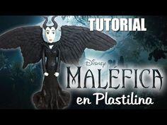 Tutorial Malefica de Plastilina - YouTube