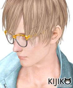 Kijiko - Pop Wellington (Glasses) #Sims3