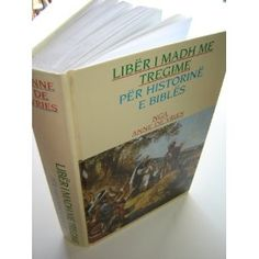 Albanian Bible Story Book / Liber I Madh Me Tregime Per Historine E Bibles / Nga Anne De Vries / 210 Bible Stories for teenagers $44.99