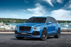 The first further refined Bentley Bentayga comes from STARTECH