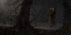 ArtStation - deep forest, Artem Demura