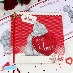 Personalised Me to You The One I Love Book Our Personalised Me to You The One I Love Poem Book is a romantic treat for a special partner on any occasion. Perfect for any couple in love this Valentines Day, for a special anniversary or simply a http://www.MightGet.com/january-2017-13/personalised-me-to-you-the-one-i-love-book.asp