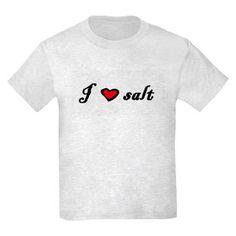 I love salt  - Cystic Fibrosis