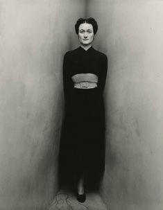 Irving Penn. Wallis Simpson