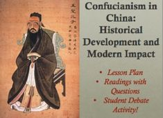My students get SO fired up during this lesson. They leave the room heatedly debating the way Confucianism plays out in Asian culture today, and never forget the key ideas of Confucianism in Chinese culture. They especially like talking about how they see the impact of Confucianism in school performance today. Students complete a guided reading (with primary source excerpts), read a NYTimes article, then have a class discussion and debate.  Complete teacher key and homework assignment…
