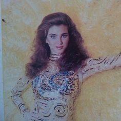 Miss Venezuela 1994 Denyse Floreano | WEBSTA - Instagram Analytics