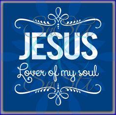 Jesus SVG Cross Easter Risen Faith Heaven Wings Egg Flower