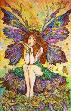. Fairy Artist John Arthur