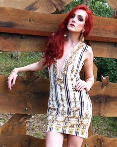 In love por esse Dress! <3 @rubiamoretti