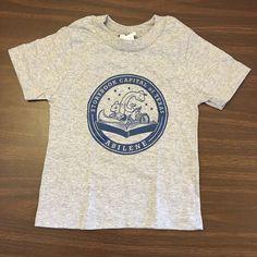 Toddler Storybook Logo Shirt #Abilene #AbileneTX #StorybookCapitalofTexas #Shirt #Tshirt #GraphicTshirt