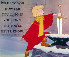 #Merlin #Sword #Truth #Inspiration #Quote