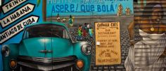 The Colorful Street Art of Marseille Cours Julien