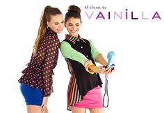 El closet de Vainilla by Pamela and Paola Wong (pink magnolia) ... disponible en Comercial Mexicana apartir del 29 de agosto!