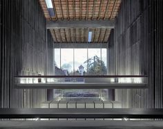 RCR Arquitects- Row house renovation, Olot Cataluña