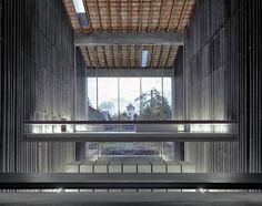 RCR Arquitects- Row house renovation, Olot 2012. photos (C)Hisao Suzuki.