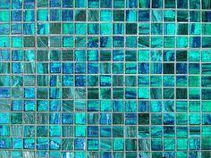 How to Add Glass Tile to a Fiberglass Pool