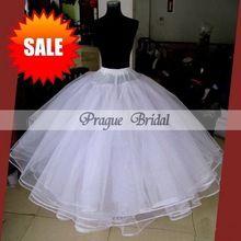 Petticoat trouwjurk