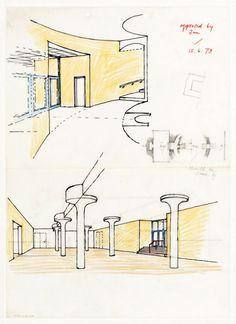 136 Beste Afbeeldingen Van James Stirling 1926 1992 In