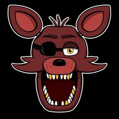 ======= Shirt for Sale ======= Foxy  Five Nights at Freddy's tshirt by Kaiserin. =========================   #FNAF