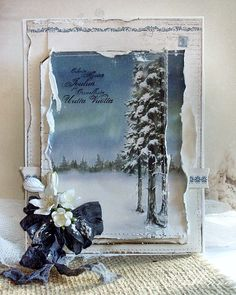 Mintun askartelujutut: Wintertime in Swedish Lapland - Pion Design