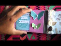 mini album chocolate (concurso dannye naara)