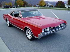 1967 Oldsmobile Cutlass... Classic