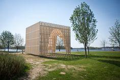 HILA-paviljonki. Valokuva: Toni Österlund.