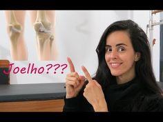Pilates para joelho! - YouTube