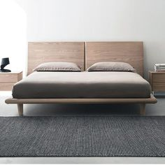 Sierra Bed by Calligaris