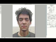 Texturing a head using Photoshop CS4's 3d tools, pt. 1