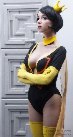 Doctor Girlfriend from the Venture Bros.