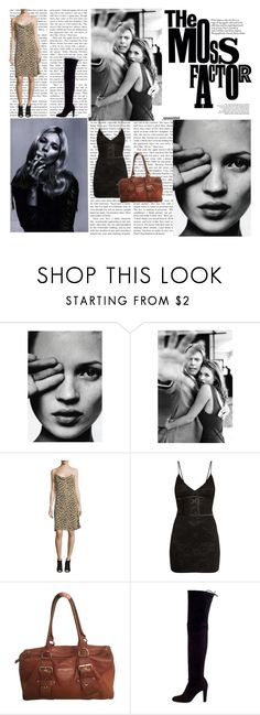 """#10 Kate Moss"" by kateknowles1 ❤ liked on Polyvore featuring Equipment, Longchamp and Stuart Weitzman"