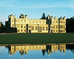 Audley End House, Essex, England