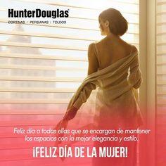 Feliz día a todas ellas que se encargan de mantener los espacios con la mejor elegancia y estilo. ¡#FelizDíaDeLaMujer!