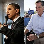 While President Barack Obama and Governor Mitt Romney may be on opposite ends of the political spectrum in the coming election, they at least seem to be on the same page for one of the most importantissues: taste in watches. According to watch spotters at TAG Heuer, bothhave been seen wearing that